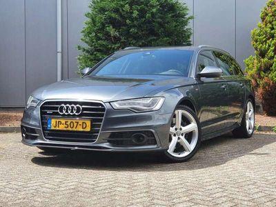 tweedehands Audi A6 Avant 3.0 TDI 245PK Quattro S line*Led*Navi*Export