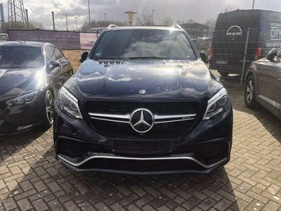 tweedehands Mercedes GLE63 AMG AMG 557pk dealer onderhouden GLE .inruil is mogelijk