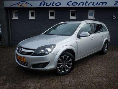 tweedehands Opel Astra STATIONWAGON 1.6 111 ED cruise navi mf pdc el rame