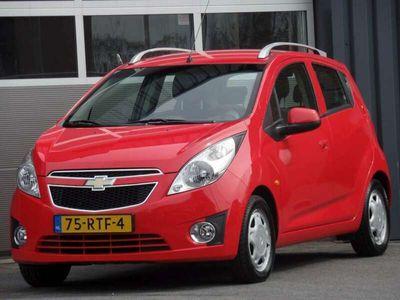 tweedehands Chevrolet Spark 1.0 16V LS Bi-Fuel Airco Goed onderhouden