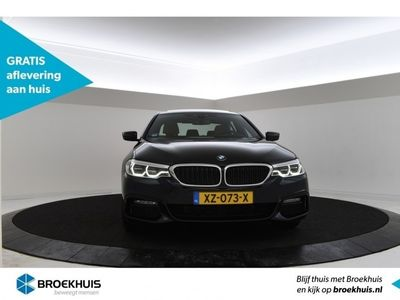 tweedehands BMW 520 5-SERIE i M-Sportpakket Comfortstoelen Schuifdak