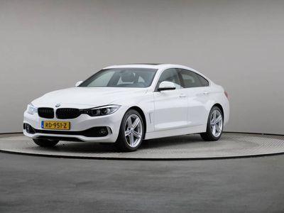 tweedehands BMW 418 4 SerieHigh Executive, Automaat, LED, Leder, Navigatie, Schuifdak