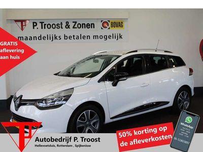 tweedehands Renault Clio Estate 1.5 dCi ECO Night&Day Navigatie   Cruisecontrol