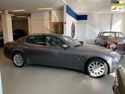 tweedehands Maserati Quattroporte 4.2 V8 ( Ferrari ) in sublieme staat 2007