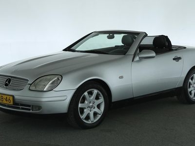 tweedehands Mercedes SLK200 Aut