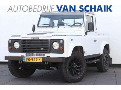 tweedehands Land Rover Defender TD5 | 123 PK | RADIO/CD SPELER | LMV |