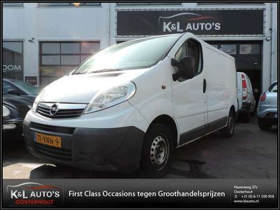 tweedehands Opel Vivaro 2.0 CDTI L1H1