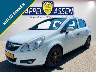 tweedehands Opel Corsa 1.4-16V Edition 5 DEURS / AIRCO / LMV