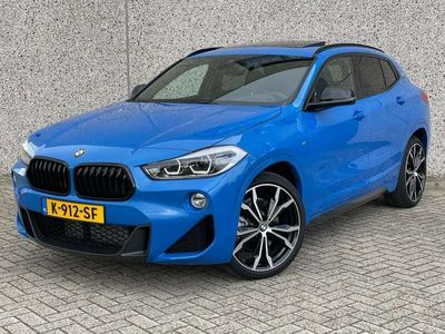 tweedehands BMW X2 xDrive20d High Exec. BTW aftrekb |PANO| H&K | HUD|