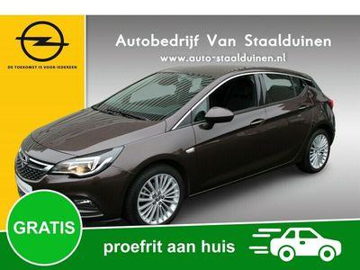 tweedehands Opel Astra 1.0 Innovation Navigatie| Winter Pakket| 17 inch velgen| ClimateControl| Park Pilot V+A