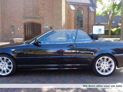tweedehands BMW 330 Cabriolet 3.0 CI AUT Executive