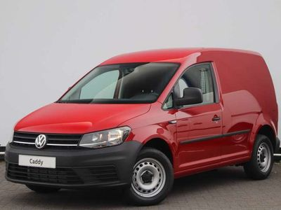 tweedehands VW Caddy 2.0 TDI 75PK Economy Business Edition Airco | Blue