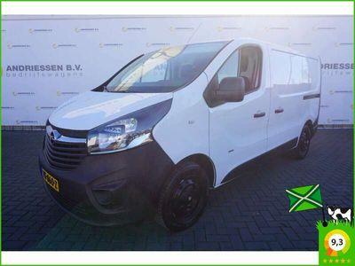 tweedehands Opel Vivaro 1.6 CDTI 120PK L1H1**Schuifdeur L+R**, Airco Cruise control