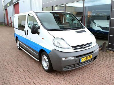 tweedehands Opel Vivaro 1.9 CDTI L1H1 Airco/Trekhaak/Bijrijdersbank