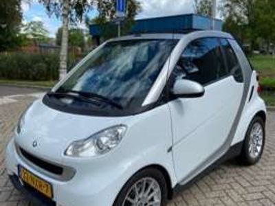 tweedehands Smart ForTwo Cabrio 800 33 kW pure cdi