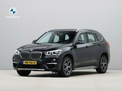 tweedehands BMW X1 sDrive16d Centennial High Executive x-Line Afneembare trekhaak