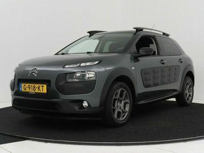 tweedehands Citroën C4 Cactus 1.2 PureTech Shine   LM Velgen   Navigatie   Weinig KM  