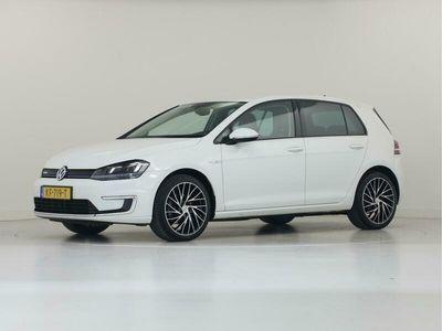 tweedehands VW e-Golf e-golf € 18.750,- incl. BTW   e-Golf 85 KW   DynAudio   Leder e-golf € 18.750,- incl. BTW  85 KW   DynAudio   Leder