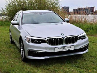 tweedehands BMW 520 520 i Touring, leder intr, elektr. stoelen.