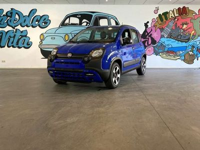 tweedehands Fiat Panda Cross  City 1.0 HYBRID Blauw