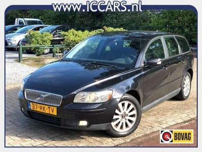 tweedehands Volvo V50 1.8 MOMENTUM / AIRCO / 2005 !!!