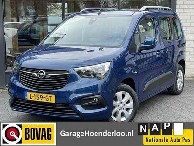 tweedehands Opel Combo Tour 1.2 Turbo Edition 800km!!! Camera, Zeer luxe