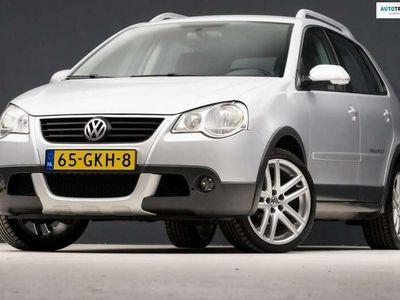 tweedehands VW Polo Cross 1.4-16V Sport (SPORTSTOELEN, CRUISE, LM VELG