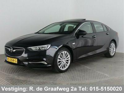 tweedehands Opel Insignia Grand Sport 1.5 Turbo Business Executive | Navigatie | Schuif-/kanteldak | 1e eigenaar | Leder
