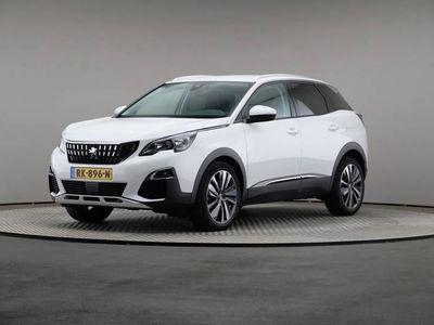 tweedehands Peugeot 3008 Blue Lease Premium 1.2 PureTech, Navigatie