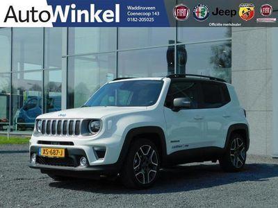 """tweedehands Jeep Renegade 1.0T 120pk Limited * 19"""" lichtmetalen velgen *"""