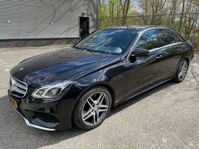tweedehands Mercedes E350 350 BT. Pres. Avant. AMG