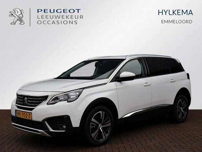tweedehands Peugeot 5008 1.2 PureTech 130PK Automaat | Allure | Camera | Électric kofferklep | 7 Zits