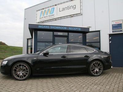 tweedehands Audi A7 Sportback - 3.0 TFSI quattro Pro Line plus | 420 PK