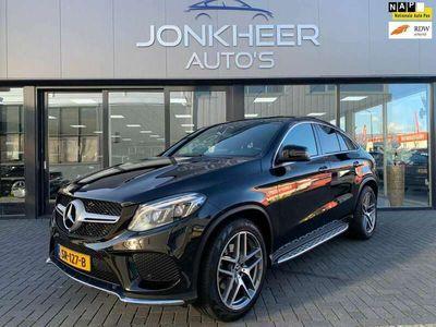 tweedehands Mercedes GLE350 Coupé d 4MATIC AMG Exterieur & Interieur, NL auto,