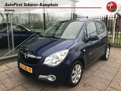 tweedehands Opel Agila 1.0 Edition Airco Lichtmetalen velgen p