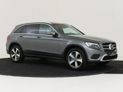 tweedehands Mercedes E350 GLC INCL. BTW4MATIC Nr. 107317