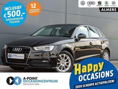 tweedehands Audi A3 Sportback 1.2 TFSI Adrenalin S-tronic   S-line exterieur   Parkeersensoren   Navigatie  