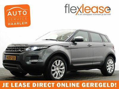 tweedehands Land Rover Range Rover evoque  2.2 eD4 Prestige Panodak, Leer, Meridian, Navi