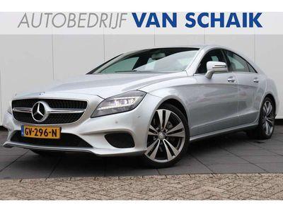 tweedehands Mercedes CLS350 D | 259 PK 6-CIL | NAVI | LEDER | CRUISE | CLIMATE | LED | 1e EIGENAAR |