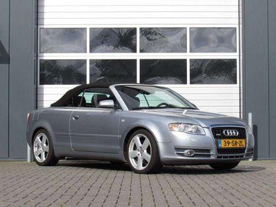 tweedehands Audi A4 Cabriolet 3.2 FSI quattro Pro Line Clima/Cruise/El