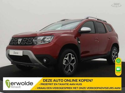 tweedehands Dacia Duster 100TCe Bi-Fuel Prestige