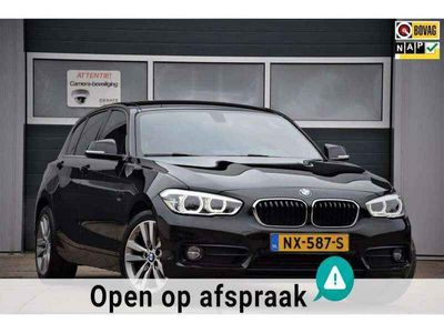 tweedehands BMW 116 1 Serie d Corporate Lease Executive SPORTLINE/SPORTSTOELEN/CHROOM DELEN EXTERIEUR