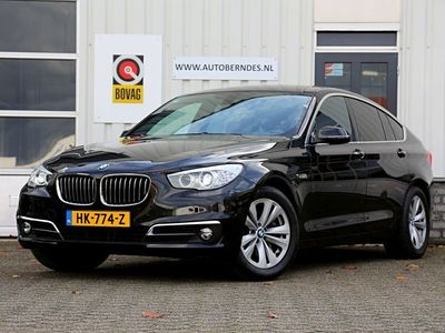 tweedehands BMW 520 5-SERIE Gran Turismo d High Executive*1ste Eigenaar!*NL-Auto*Perfect Onderh.*Keyless entry/Comfort Leder/Prof. Navi/Camera/Bi-Xenon/Stoelverw./Elek. Klep*