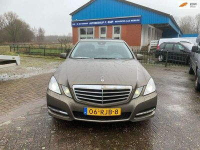 tweedehands Mercedes E200 CGI Business Class Avantgarde