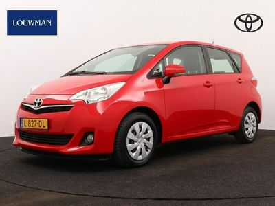 tweedehands Toyota Verso-S 1.3 VVT-i Aspiration Automaat | Parkeercamera | Parkeersensoren