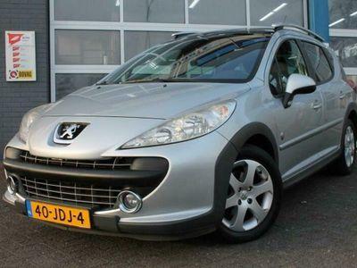 tweedehands Peugeot 207 Outdoor SW XS 1.6-16V VTI
