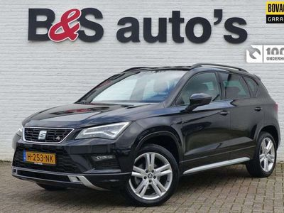tweedehands Seat Ateca  1.5 TSI FR DSG PANORAMA FULL LED KEYLESS NAVI CAMERA ALCANTARA