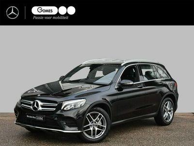 tweedehands Mercedes 250 GLC-KLASSE4MATIC AMG | Trekhaak | Head-Up Display | Spoorpakket