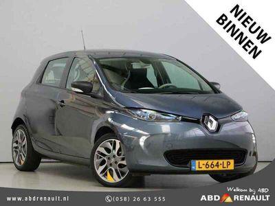 tweedehands Renault Zoe R90 Intens 41 kWh | Batterijhuur | Tot € 2.000,- S