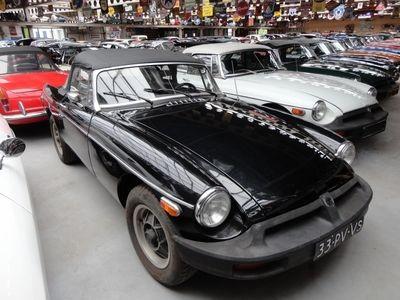tweedehands MG B -black